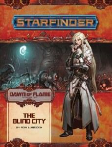 Starfinder Adventure Path #15 Blind City Dawn of Flame #4
