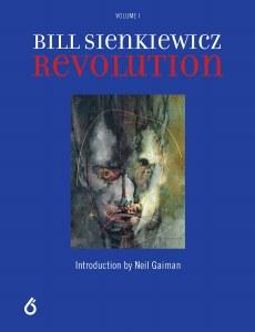 Bill Seinkiewicz Revolution HC