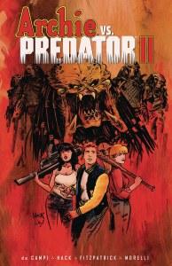 Archie Vs Predator II TP Vol 01