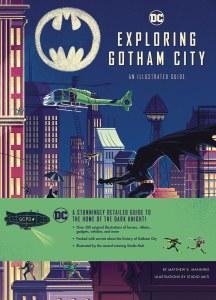 DC Comics Exploring Gotham City