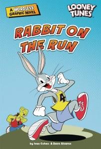 Looney Tunes Wordless GN Rabbit on the Run