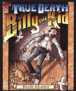 The True Death of Billy the Kid HC