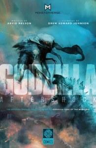 Godzilla Aftershock HC