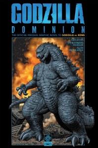 Godzilla Dominion TP
