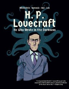 H.P. Lovecraft He Who Wrote in the Darkness HC