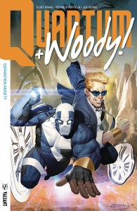 Quantum & Woody (2017) TP Vol 02 Separation Anxiety