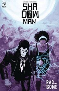 Shadowman (2018) TP Vol 03 Rag & Bone