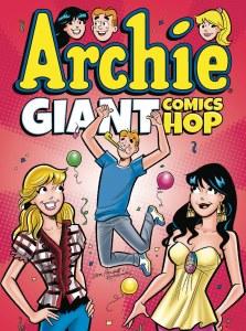 Archie Giant Comics Hop GN