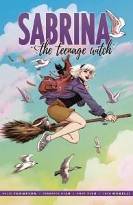 Sabrina Teenage Witch TP Vol 01