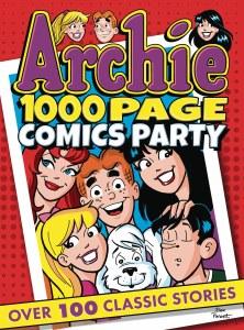 Archie 1000 Page Comics Party TP