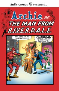 A.R.C.H.I.E. Man From Riverdale TP