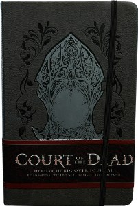 Court of the Dead Deluxe HC Journal