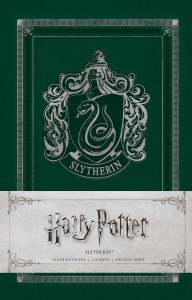 Harry Potter Slytherin Softcover Ruled Journal