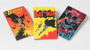 Batman Through the Ages 3 Pack Mini Journals
