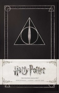Harry Potter Deathly Hallows Softcover Ruled Journal
