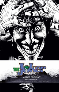 The Joker Bolland Hardcover Ruled Journal