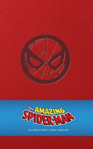 Spider-Man Hardcover Ruled Journal