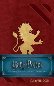 Harry Potter Gryffindor Pocket Journal