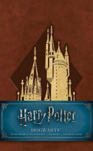 Harry Potter Hogwarts Pocket Journal