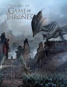 Art of Game of Thrones HC
