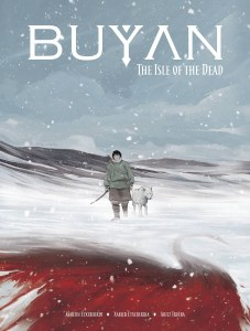 Buyan GN Vol 01 Isle of Dead