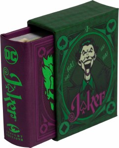 Joker Quotes from the Clown Prince of Crime Tiny Book