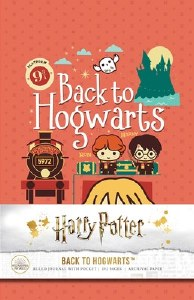 Harry Potter Back To Hogwarts HC Ruled Journal