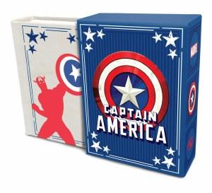 Captain America Quotes Tiny HC Book