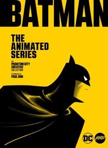 Batman Animated Series Phantom City Creative Collection