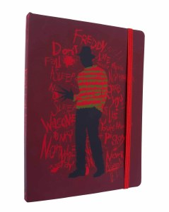 Nightmare on Elm Street Softcover Notebook