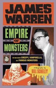 James Warren Empire of Monsters HC