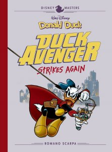 Disney Masters HC Vol 08 Scarpa Barks Donald Duck Avenger