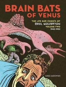 Brain Bats of Venus HC Vol 02