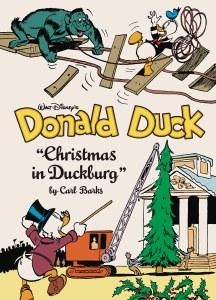 Walt Disney Donald Duck HC Vol 14 X-Mas Duckburg