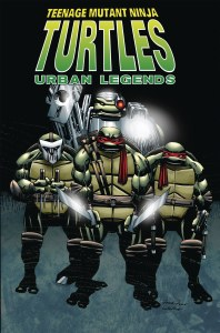 TMNT Urban Legends TP Vol 01