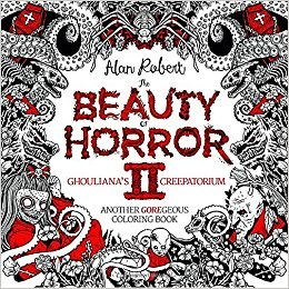 Beauty of Horror II Ghoulianas Creepatorium