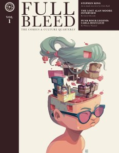 Full Bleed Comics and Culture Quarterly HC Vol 01