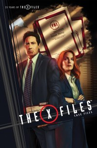 X-Files Case Files TP Vol 01