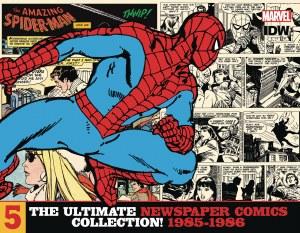 Amazing Spider-Man Ult Newspaper Comics HC Vol 05 1985-1986