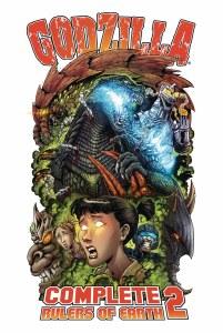 Godzilla Comp Rulers of Earth TP Vol 02