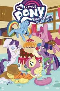 My Little Pony Friendship Is Magic TP Vol 17