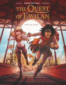 Quest of Ewilan HC Vol 02 Akiro