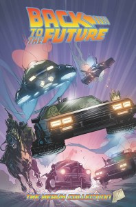 Back to the Future Heavy Collection TP Vol 02