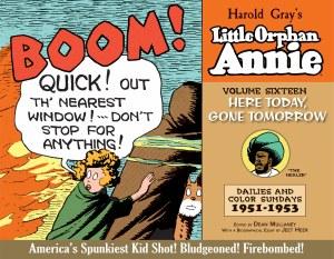Complete Little Orphan Annie HC Vol 16