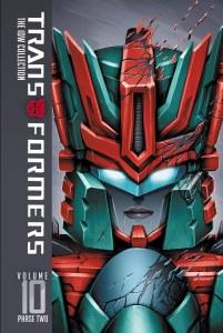 Transformers IDW Phase 2 HC Vol 10
