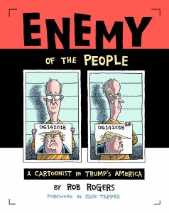 Enemy of the People TP Cartoonists Journey