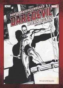 David Mazzuchellis Daredevil Born Again Artisan Ed TP