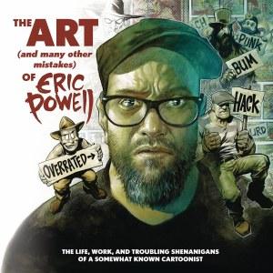 Art & Many Mistakes of Eric Powell HC