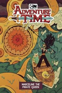 Adventure Time Marceline Pirate Queen Original GN