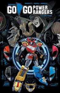 Go Go Power Rangers TP Vol 04